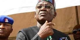 Ortom meets Oshiomhole, denies dumping APC