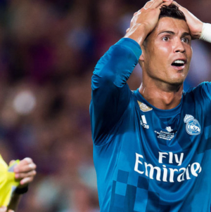 Ronaldo arrives for Juventus medical