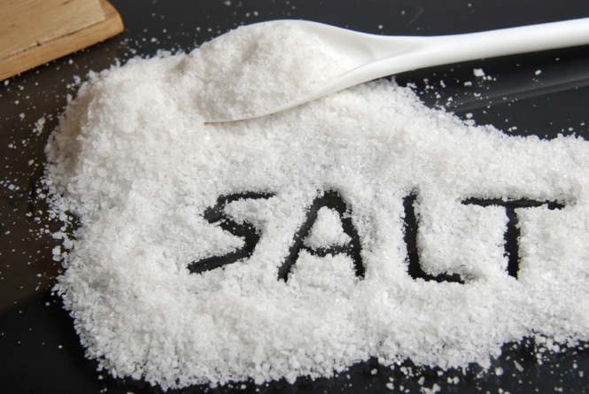 Adults require less than 5g of salt daily, says WHO