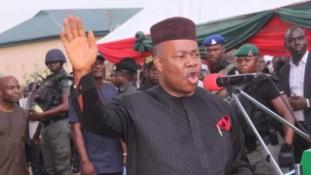 Akpabio visits Tinubu in Abuja