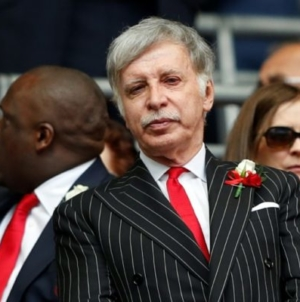 American Kroenke takes over Arsenal