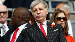 American Kroenke takes over Arsenal