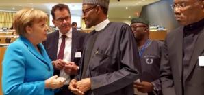 We respect rule of law, international agreements, Buhari tells Merkel