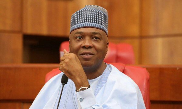 UPDATED: Saraki finally joins presidential race, promises to lead fight against poverty