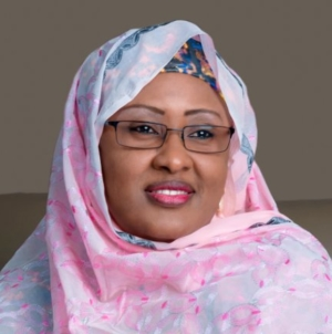 Aisha Buhari speaks on detention of her Aide De Camp over N2.5b fraud