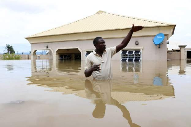 NEMA declares national disaster in Anambra, Kogi, Delta and Niger state