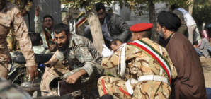 Gunmen kill 24 at Iranian military parade
