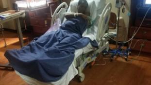 Linda Ikeji gives birth to a baby boy