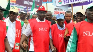JUST IN: NLC declares total strike after failed meeting with FG