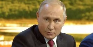 Putin proposes peace deal between Russia and Japan