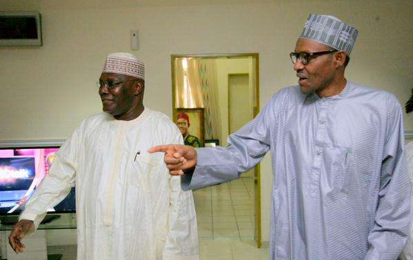Bill Clinton to witness the signing of peace accord between Buhari and Atiku