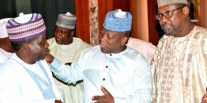 Why PDP governors are working for Buhari's reelection