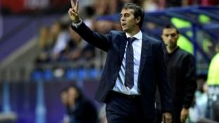 Madrid sack coach Julen Lopetegui