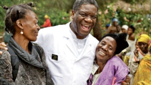 Nobel Peace Prize awarded to Congolese Mukwege, Iraq's Murad