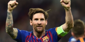 Messi magic lights up Wembley in epic encounter