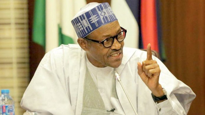 It's our responsibility to jail those who stole from Nigeria's wealth – Buhari