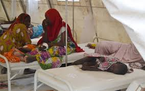 1,110 has died from cholera across 29 states in 2018, says NCDC