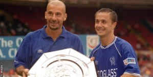 Gianluca Vialli: Former Chelsea striker and manager reveals he faced cancer
