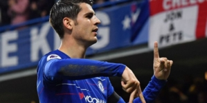 Maurizio Sarri says Alvaro Morata has 'great potential' after win over Palace