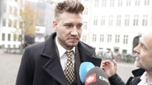 Nicklas Bendtner appealing 50-day prison sentence for assaulting taxi driver