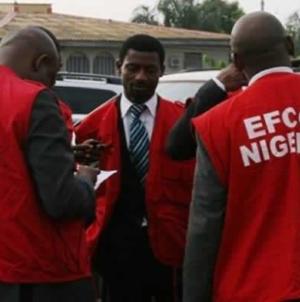 EFCC confirm arrest of T.A. Orji's son, denies raiding home of Atiku's son, freezing Obi's account