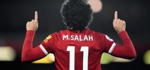 Mohamed Salah named BBC African Footballer of the Year 2018