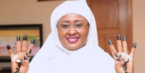 Anxiety mounts over Aisha Buhari's health-Report