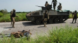 Army clears Boko Haram insurgents from Baga