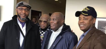 Atiku paid $540,000 (N1.9bn) to get into US- Report