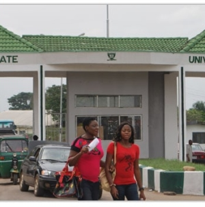 Imo State University razed by fire