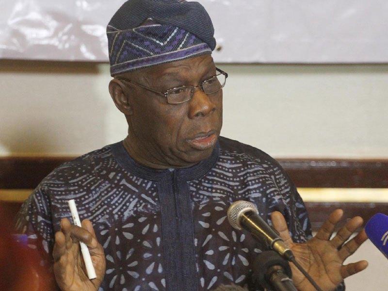 Nigeria back to the dark days of Abacha- Obasanjo
