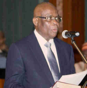 Onnoghen absent at tribunal hearing over toothache, high blood pressure
