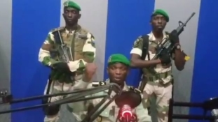 Gabon coup attempt: Two army rebels 'killed'