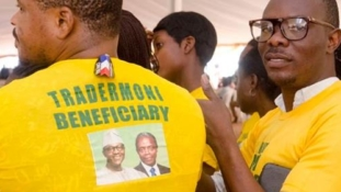 TraderMoni, a form of vote buying, says Transparency International