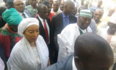 Atiku votes in Adamawa, says he is looking forward to governing