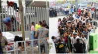 BBNaija auditions: Nigerians condemn obstruction of traffic