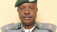 Customs detain four officers over civilian friend's killing