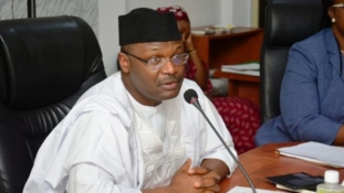 We are good to go, INEC chair assures Nigerians