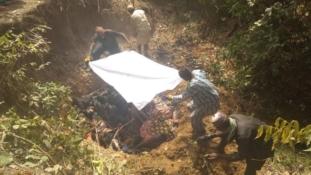 I spent five days burying victims, says survivor of Kajuru killings