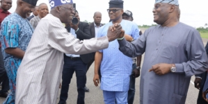 Tinubu vows to retire Atiku from politics on Saturday