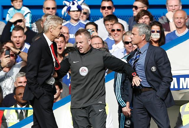 Peace at last between 'Special One' and Wenger?