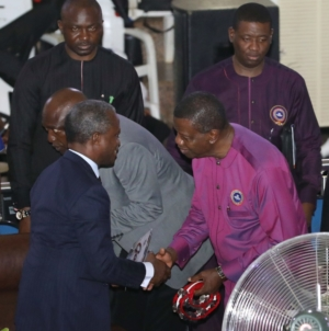 Helicopter Crash: What Pastor Adeboye told me before the crash- Osinbajo