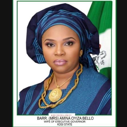 Yahaya Belo's wife, Amina involved in accident in near Kabba