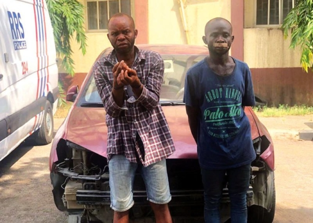 Police nab suspected killers of UBER driver in Lagos