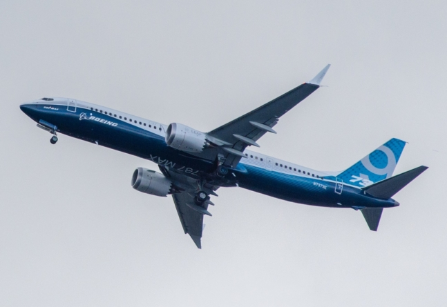 JUST IN: Nigeria bans Boeing Max 737 from its air space