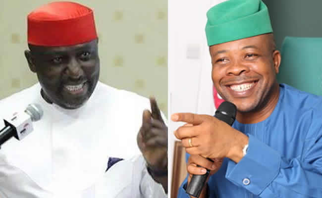 Okorocha fumes as Ihedioha directs banks to reveal dealings with state govt