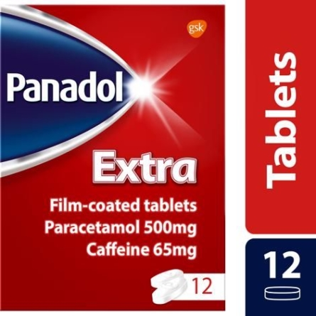 Report: Panadol Extra contains a lot of salt, may lead to heart attack, stroke