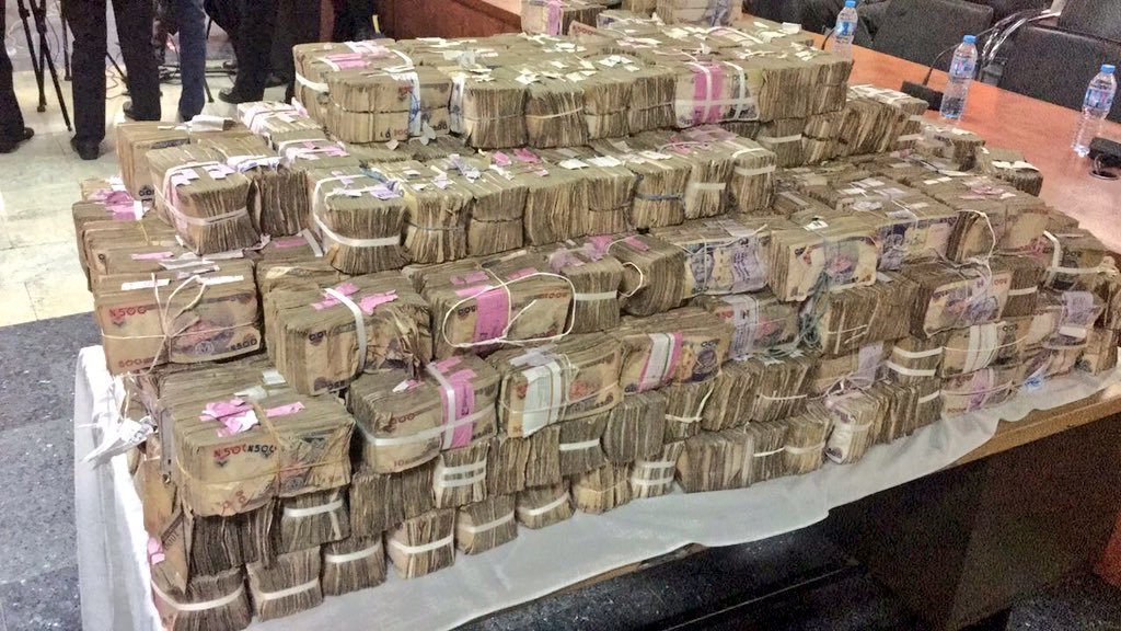 Rivers Rerun: Police panel recover N111 million from INEC officials