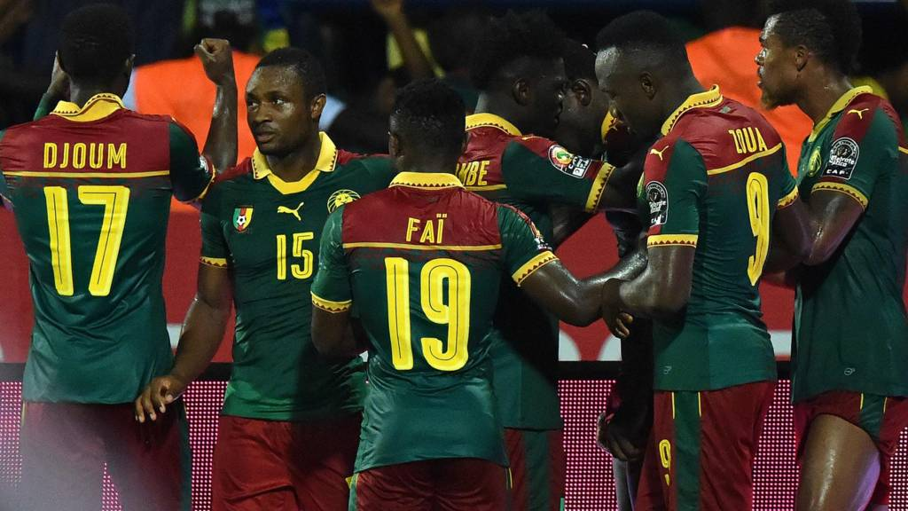 Cameroon to play Egypt in AFCON finals