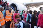 171 stranded Nigerians return from Libya